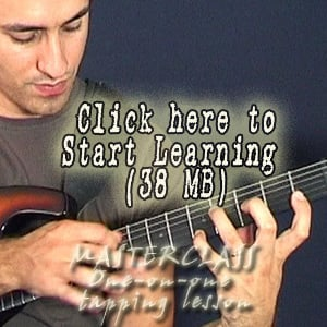 Tapping lesson 2