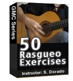 50 Rasgueo Exercises