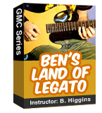 Ben's Land Of Legato