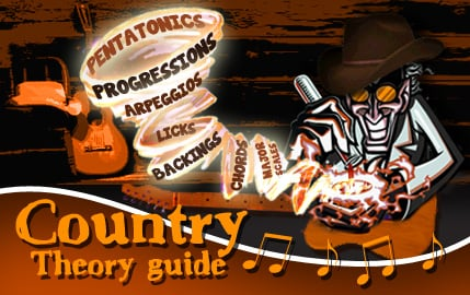 Country Guitar Theory Guide
