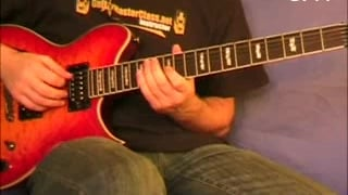Jazz Notes 21: Minor Blues Lesson