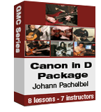Pachelbel Canon in D Lessons