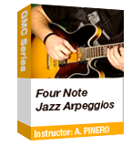 Four Note Jazz Arpeggios