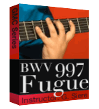 BWV 997 Fugue
