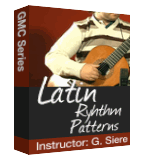 Latin Rhythm Patterns