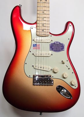 american deluxe stratocaster review. Black Bedroom Furniture Sets. Home Design Ideas
