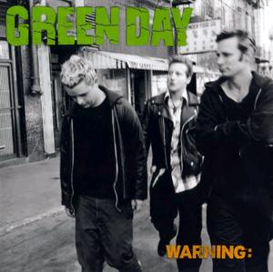 "Cover of the album ""Warning"""