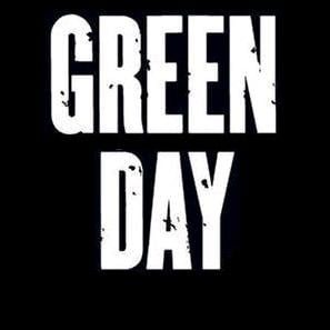 the logo from the band Greenday
