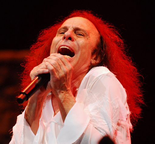 ronny james dio