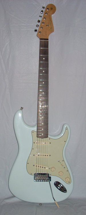 Classic Player 60's (sonic blue)