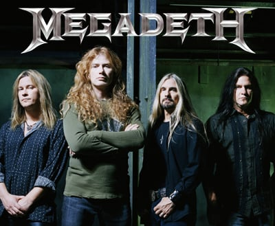 Megadeth Discographie   MP3   PanterA preview 0
