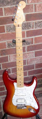American Fat Strat - watch the humbucker on the bridge position