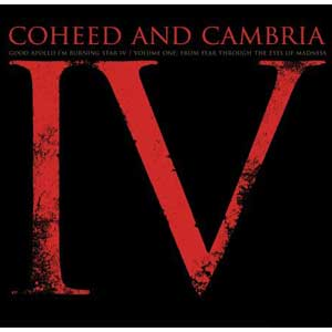 Coheed And Cambria- Good Apollo Im Burning Star IV