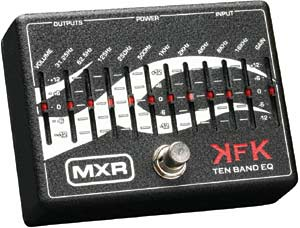 Kerry King 10 Band EQ