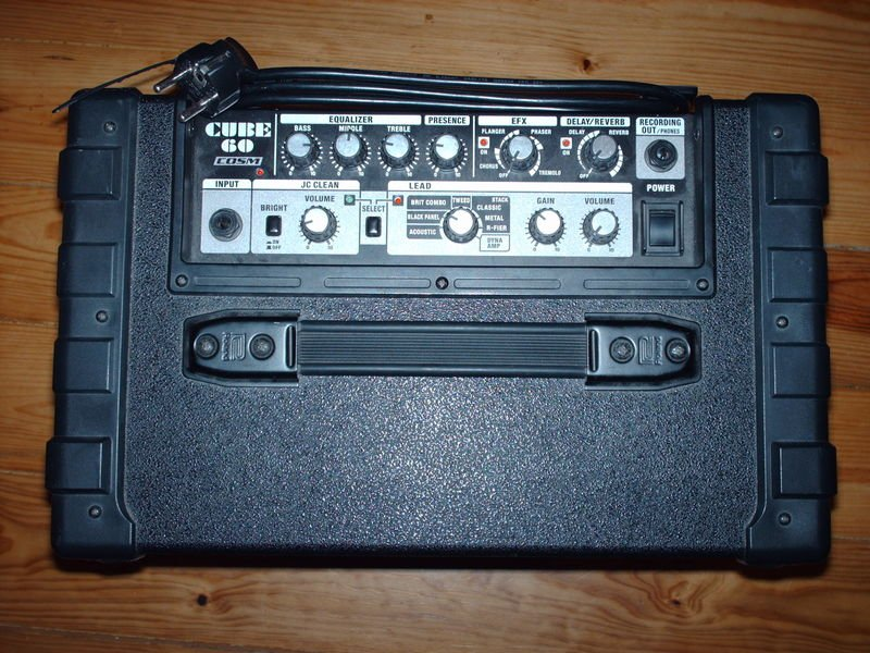Roland Cube 60 Review