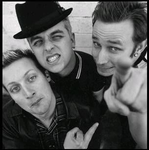 members of the band Greenday