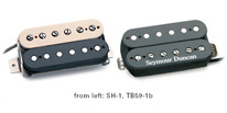 2 Humbucker Guitar Pickups