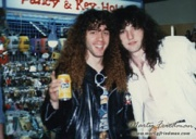 Marty Friedman and Jason Becker