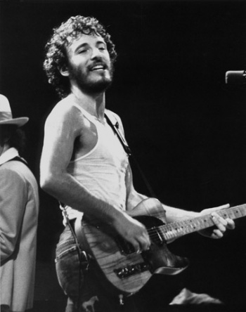 Young Springsteen