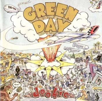 cover of the album Dookie