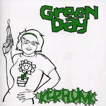 "Cover of the album ""Kerplunk"""
