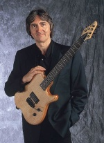 Allan with Carvins signature model