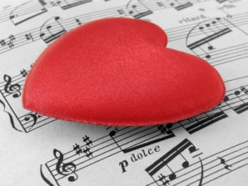 Music can have advantages for your heart
