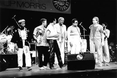 Word of Mouth, North Sea Jazz Festival 1983