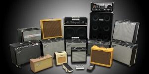All the Fender amps emulated