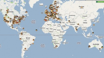 Join the World Wide GMC Map!