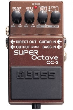 OC-3 Octave Pedal
