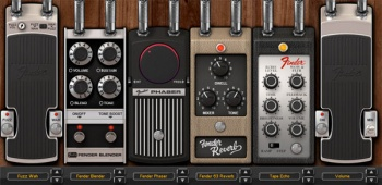 Fender Effects