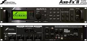 AxeFX, Kemper, And Digital Amp Emulation