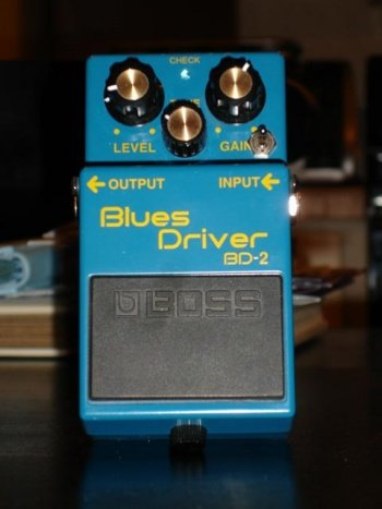 Keeley Boss Blues Driver BD-2