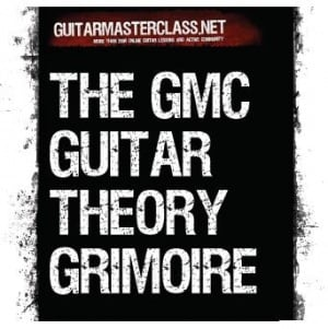 GMC Guitar Theory Grimoire