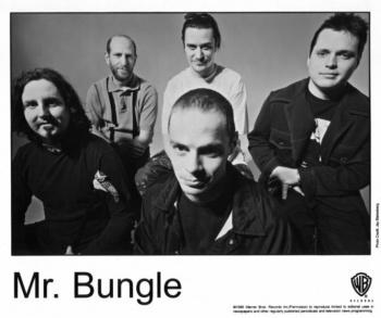 Mike Patton Mr Bungle Mask