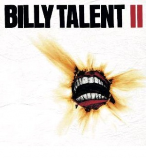 Cover of the Billy Talent II album (2006)